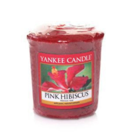 Yankee Candle Votive Pink Hibiscus