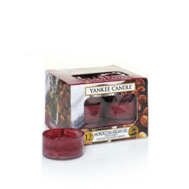 Yankee Candle Waxinelichtjes Moroccan Argan Oil