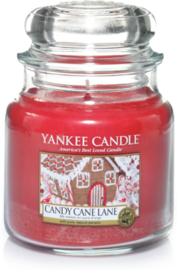 Yankee Candle Medium Jar Candy Cane Lane