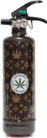 Fire Art - Design Brandblusser Cannabis