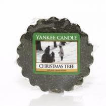 Yankee Candle Tart Christmas Tree