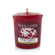 Yankee Candle Votive Berry Trifle