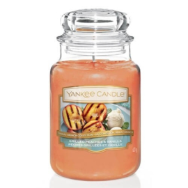 Yankee Candle Large Jar Grilled Peaches & Vanilla