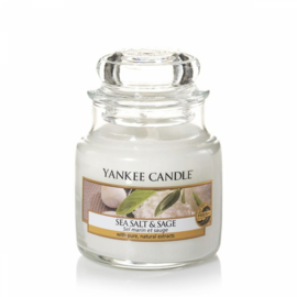 Yankee Candle Small Jar Sea Salt & Sage