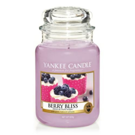 Yankee Candle Large Jar Berry Bliss