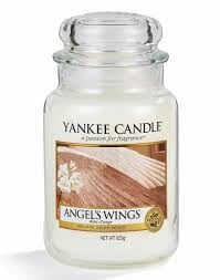 Yankee Candle Large Jar Angel's Wings