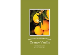 Bridgewater Geurzakje Orange Vanilla