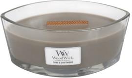 WoodWick Ellipse Sand & Driftwood