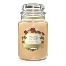 Yankee Candle Large Jar Maple Sugar