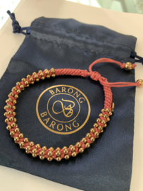 Barong Barong  Lucky Bracelet Oudroze Rosé