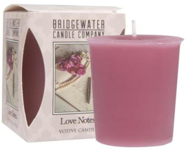 Bridgewater Votive Love Notes