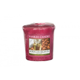 Yankee Candle Votive Moroccan Argan Oil