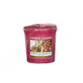 Yankee Candle Votive Moroccan Argan Oil