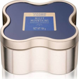 Yankee Candle Clover Tin Misty Mountains