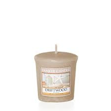 Yankee Candle Votive Driftwood
