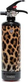 Fire Art - Design Brandblusser Leopard