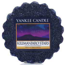 Yankee Candle Tart Kilimanjaro Stars