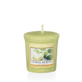 Yankee Candle Votive Cuban Mojito