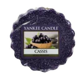 Yankee Candle Tart Cassis