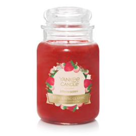 Yankee Candle Large Jar Strawberry