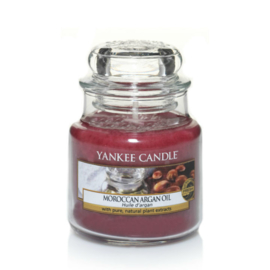 Yankee Candle Medium Jar Moroccan Argan Oil