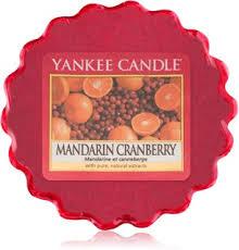 Yankee Candle Tart Mandarin Cranberry