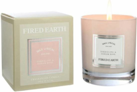 Wax Lyrical Candle Darjeeling & Damask Rose