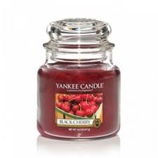 Yankee Candle Medium Jar Black Cherry