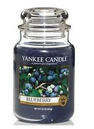 Yankee Candle Large Jar Bleuberry