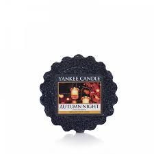 Yankee Candle Tart Autumn Night