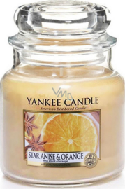Yankee Candle Medium Jar Star Anise & Orange