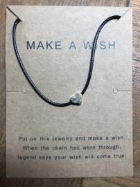 Make A Wish - Heart