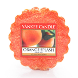 Yankee Candle Tart Orange Splash