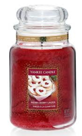 Yankee Candle Large Jar Merry Berry