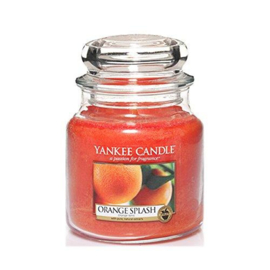 Yankee Candle Medium Jar Orange Splash