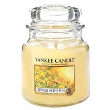 Yankee Candle Medium Jar Flowers In The Sun