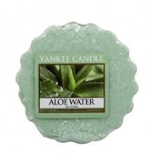Yankee Candle Tart Aloe Water
