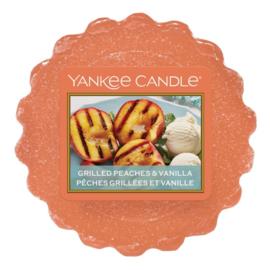 Yankee Candle Tart Grilled Peaches & Vanilla