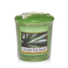 Yankee Candle Votive Under The Palms