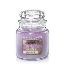Yankee Candle Medium Jar Lavender