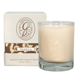 Greenleaf Signature Boxed Candle Tuscan Vanilla