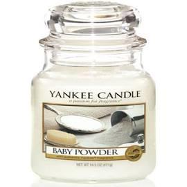 Yankee Candle Medium Jar Baby Powder