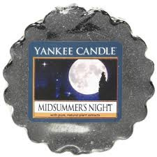 Yankee Candle Tart Midsummer's Night