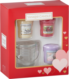 Yankee Candle Gift Set Love