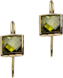 Cataleya Earrings Hippy Square