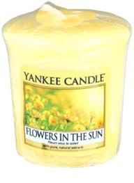 Yankee Candle Votive Flowers In The Sun
