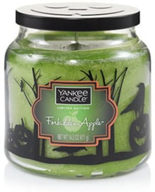 Yankee Candle Halloween Candle Forbidden Apple