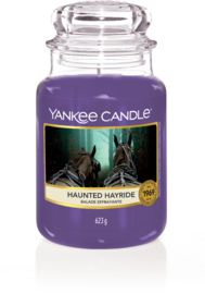 Yankee Candle Large Jar Haunted Hayride