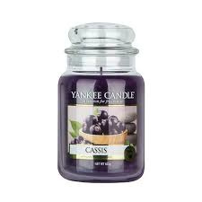 Yankee Candle Large Jar Cassis