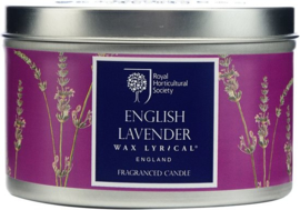 Wax Lyrical Tin English Lavender